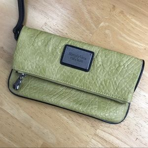 SIMPLY VERA by Vera Wang Wristlet Zip Fold over